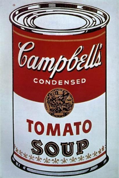 EEUU: La compañía de sopas Campbell, inmortalizada por Andy Warhol, instalará más de 4 MW fotovoltaicos para autoconsumo