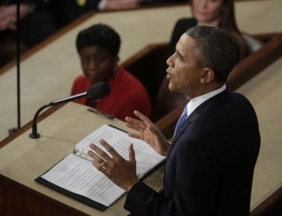 """Obama: """"Nos estamos convirtiendo en un líder mundial en energía solar"""""""