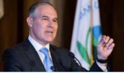 EEUU: Acosado por los escándalos, renuncia Scott Pruitt como jefe de la agencia medioambiental