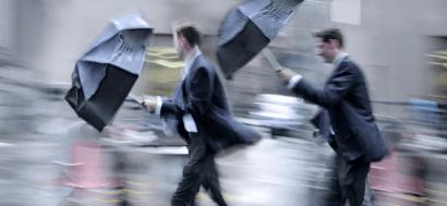 El cambio climático amenaza a los mercados financieros
