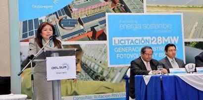 EL SALVADOR: Licitación de renovables: Por falta de precios acordes, sólo se adjudican 8 MW de 28 MW propuestos