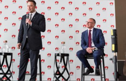 Tesla instalará en Australia la mayor batería de almacenamiento del mundo