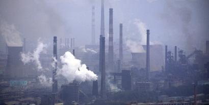El aumento de la demanda de energía mantiene disparadas las emisiones de CO2 en el mundo