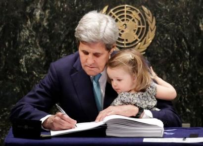 Biden elige a John Kerry como representante presidencial para el cambio climático