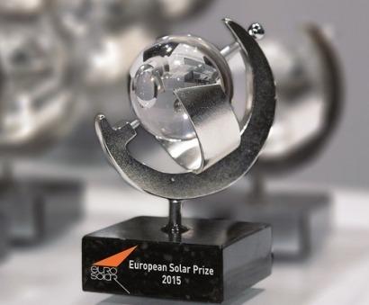 Estos son los ganadores de los European Solar Prize 2016