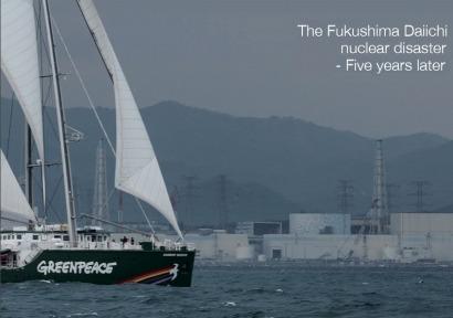 Los niveles de contaminación radiactiva de los ríos de Fukushima, disparados