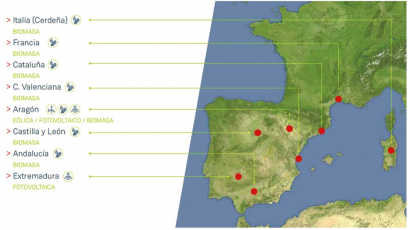 Los desarrollos renovables de Forestalia ahorrarán más de 2 millones de Tn anuales de CO2