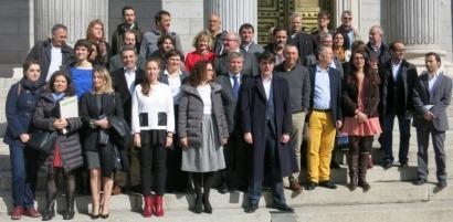 227 diputados se han comprometido a derogar el impuesto al sol