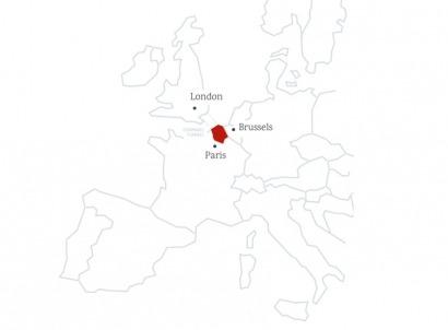 La región francesa que además de ser polo industrial apuesta por la sustentabilidad