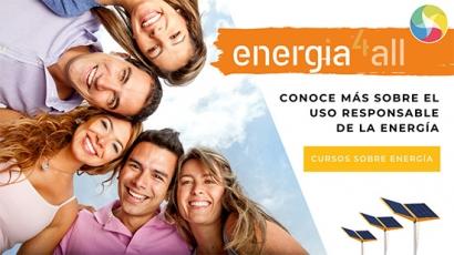 La Fundación Renovables crea Energía4All, un curso gratuito sobre cambio climático y energía