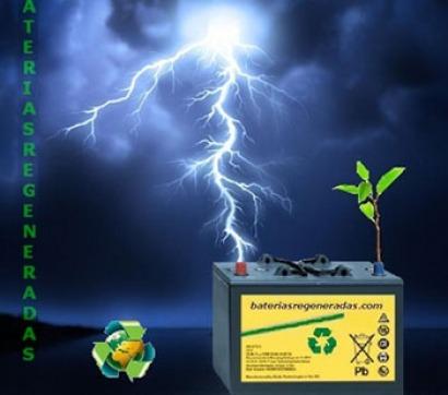 Se puede llegar a triplicar la vida de las baterías de instalaciones aisladas