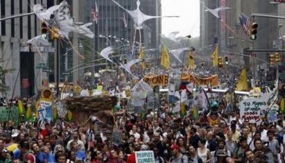 El clima, en manos de la gente