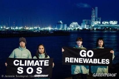 El clima pide más renovables