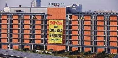 Greenpeace detalla sus propuestas para abaratar la factura de la luz