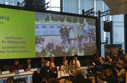 Greta Thumberg vuelve a dar una lección a los políticos para que actúen ante la emergencia climática