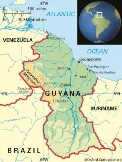 GUYANA: Anuncian las primeras plantas fotovoltaicas del país