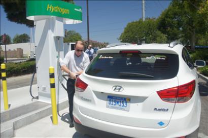 Arranca la primera estación de hidrógeno del mundo