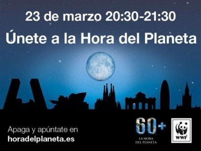 La Hora del Planeta pasará mañana por tu reloj
