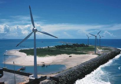 El viento y el sol lideran la carrera mundial hacia el sistema energético del futuro