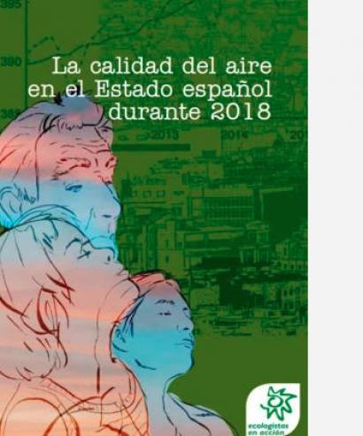 El 97% delapoblación respiró aire contaminado en España en 2018
