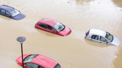 El cambio climático está modificando la magnitud de las inundaciones en Europa