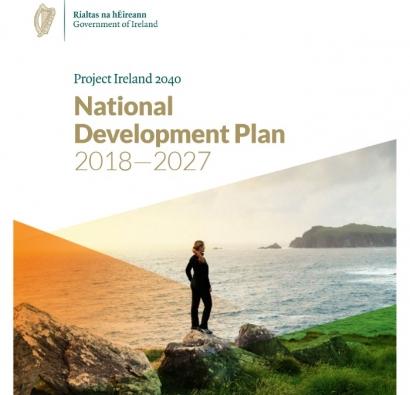 En 2030, Irlanda eliminará el uso de carbón y turba y prohibirá la compra de vehículos diesel y de gasolina