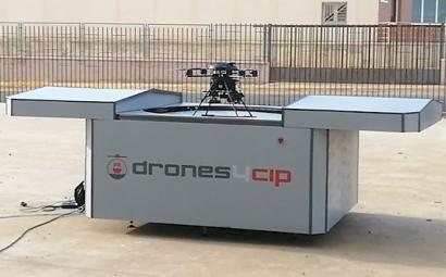 Drones siempre listos gracias a las renovables