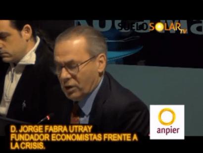 """""""El mercado eléctrico español es un completo disparate"""""""