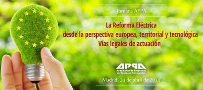 La reforma eléctrica desde la perspectiva europea, territorial y tecnológica. Vías legales de actuación