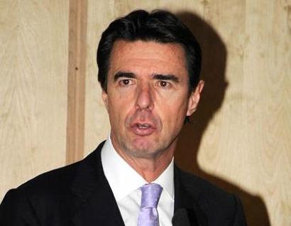 Ministro de industria - Soria