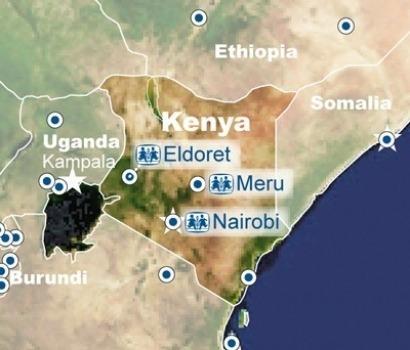 Centrosolar electrifica una aldea de SOS Children de Kenia