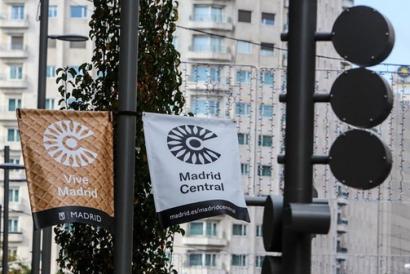 Madrid Central: el 2º trimestre de 2019, el de más baja contaminación desde que hay registros