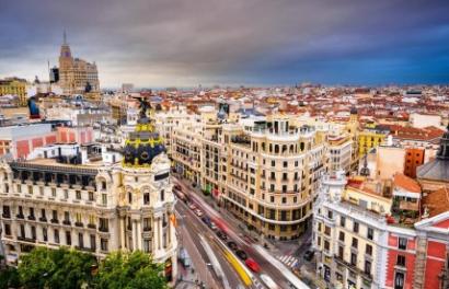 Cita esta semana en Madrid con algunos de los mayores expertos mundiales en cambio climático