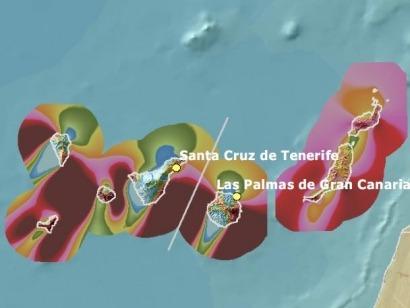 Canarias, donde un megavatio eólico cuesta 89 euros y uno generado con gasóleo, 165