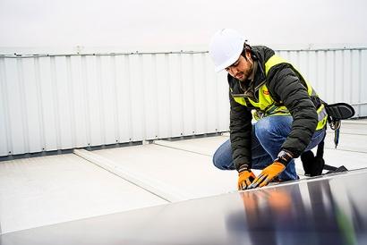 Salidas laborales en el sector de las energías renovables