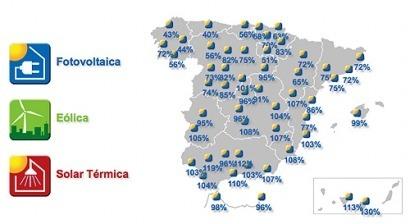 España podría haber sido autosuficiente en 2014