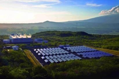 COSTA RICA:Al filo del 100% renovable