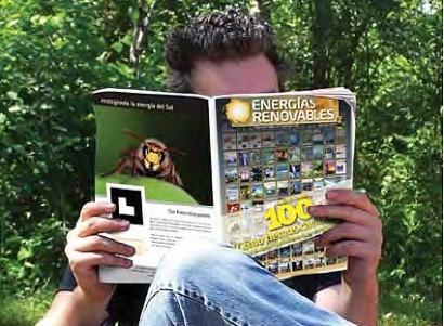 Los 100 primeros números de Energías Renovables, gratis en PDF
