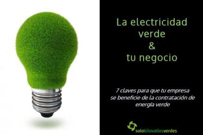 ¿Y por qué habría yo de contratar electricidad verde?