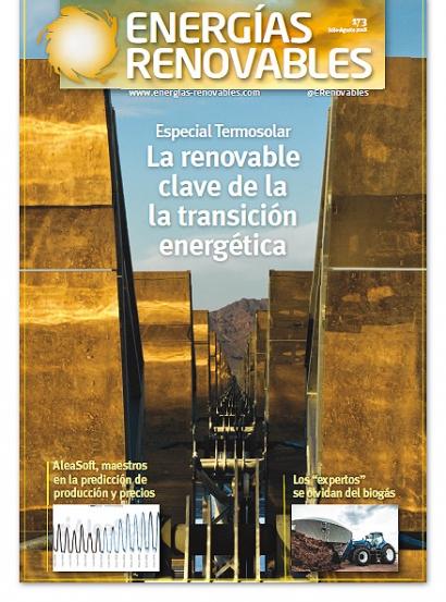 Especial Termosolar: la renovable clave de la transición energética