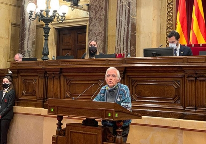 Los proyectos comunitarios de autoconsumo y de renovables consiguen la unanimidad del Parlament catalán