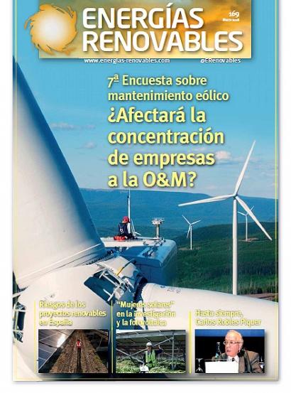 Especial Eólica: 7ª Encuesta sobre mantenimiento eólico