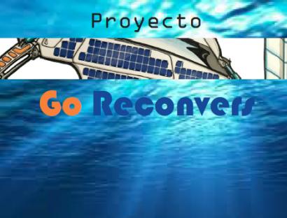 Go Reconvers, el barco-laboratorio multi renovables que busca mover conciencias