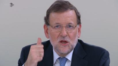 Rajoy responsabiliza a 62.000 familias de que la luz haya subido un 69% en ocho años