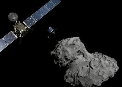 Saft viajó a bordo de la sonda Philae en su misión espacial hacia el cometa 67P