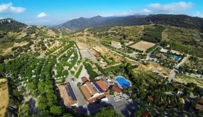Camping con autoconsumo solar, igual a 30% de ahorro