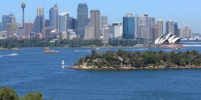 El centro de Sidney ya solo usa energías renovables