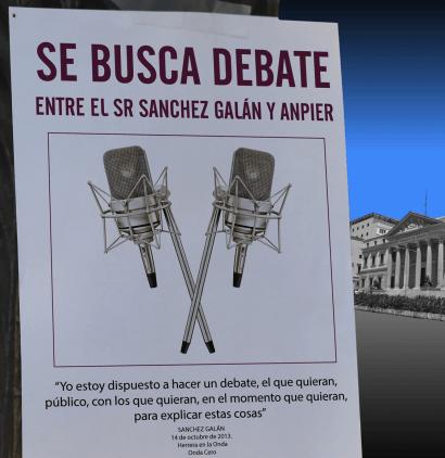 ¿Qué fue del desafío de Sánchez Galán de un debate público sobre la fotovoltaica?