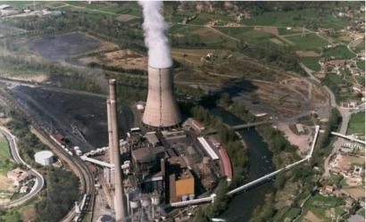 Las térmicas de carbón españolas no cumplen la ley