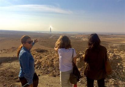 Israel: 10 historias de agua y energía